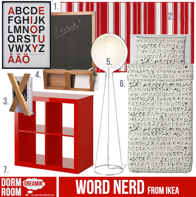 nerdy-typography-red-and-black-dorm-room-ideas-photo.png