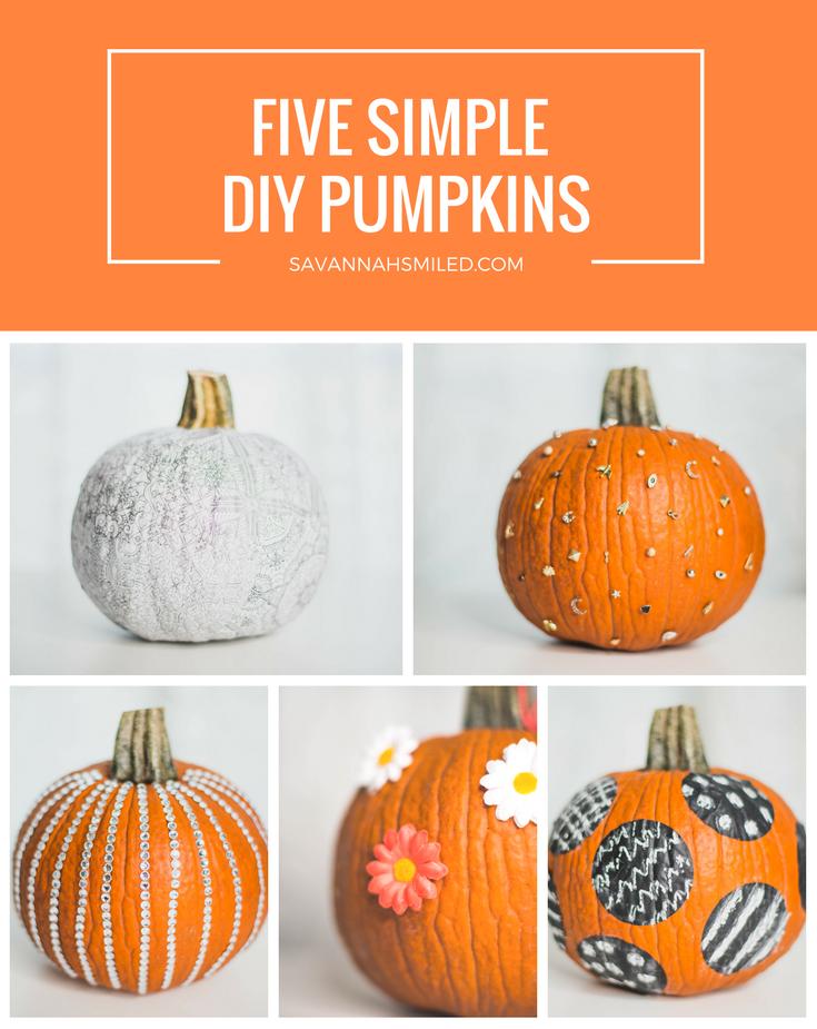Five Below Pumpkins — Savannah SMILED