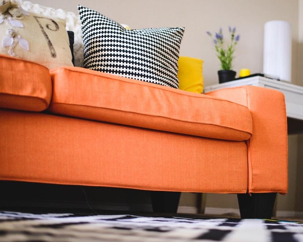 Custom KIVIK Sofa Cover Review — Savannah Smiled