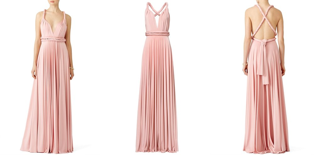 Rent The Blush Prom Dress — Savannah SMILED