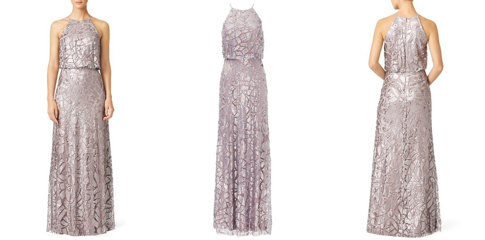 metallic-sequin-prom-dress