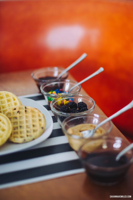 how to make eggo waffles