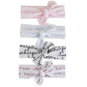 Jennifer Ann Style | White Headwraps, $22