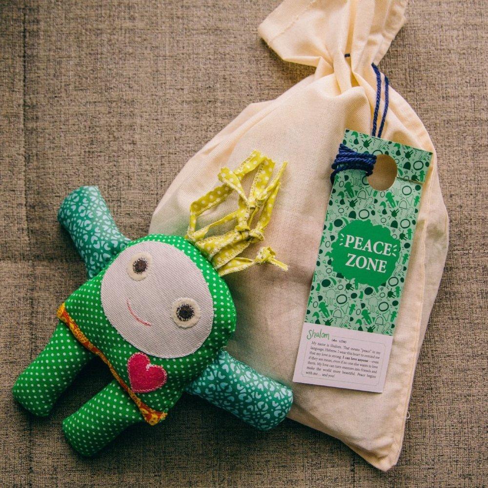Sisterhood Collection, Peace Doll
