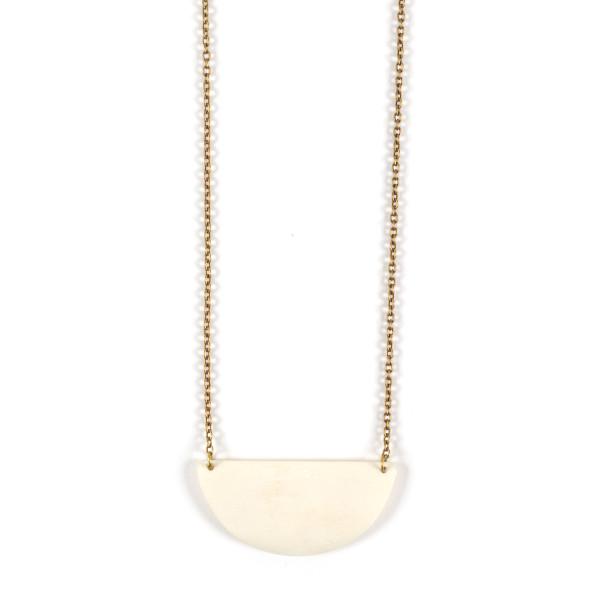 Half Dome Necklace