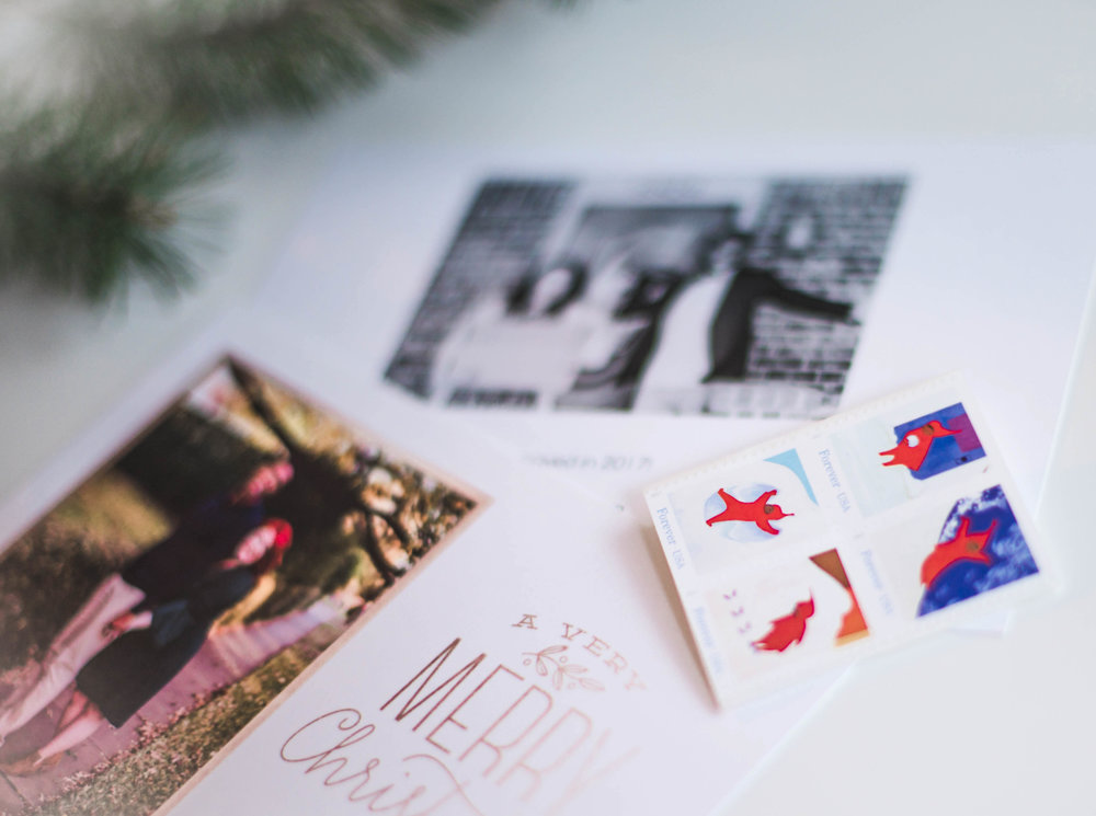 The Snowy Day Stamps