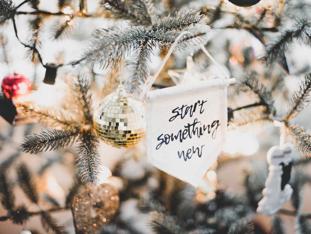 New Year | Start Something New