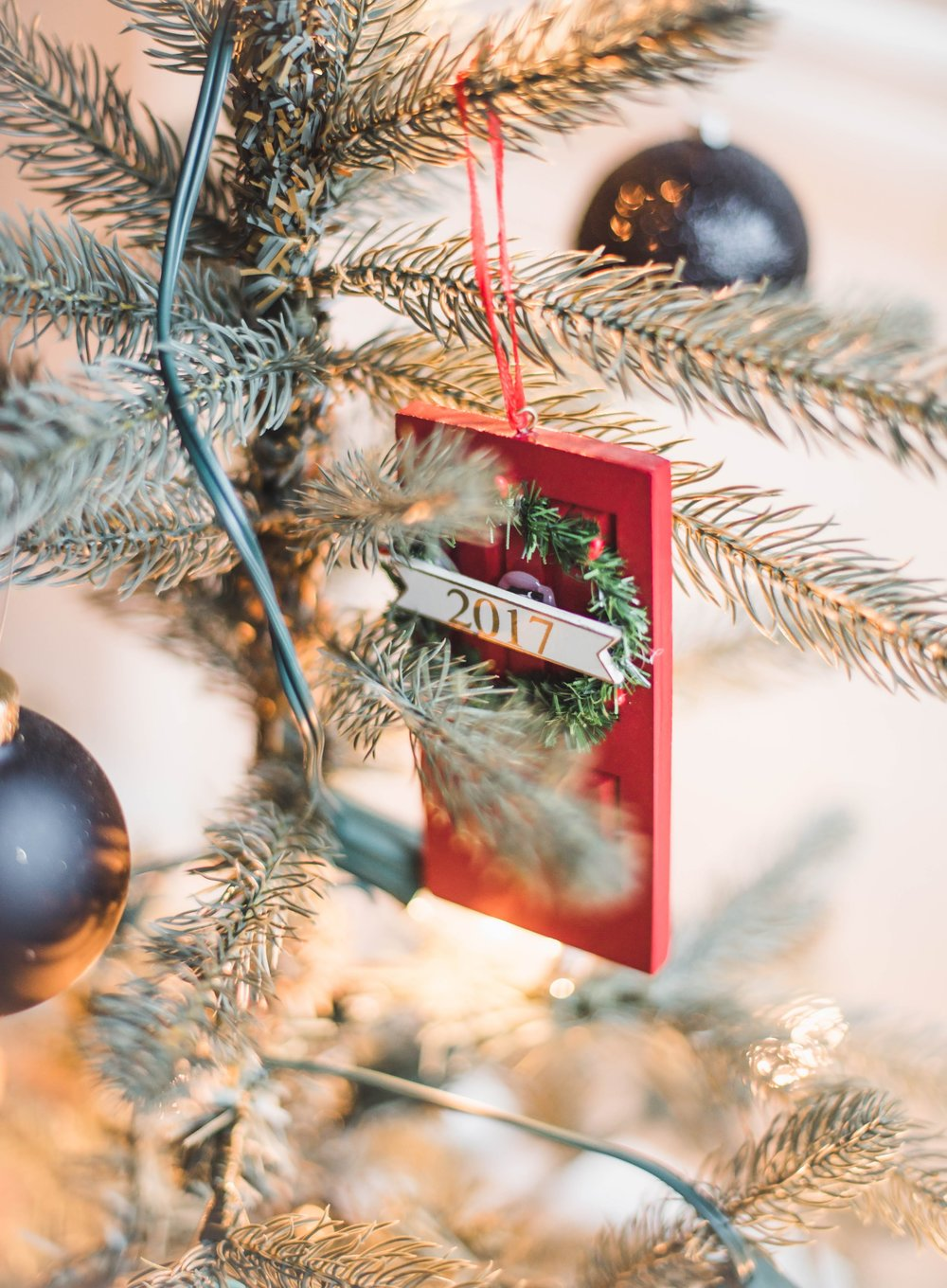 First Home Christmas Ornament | The Front Door