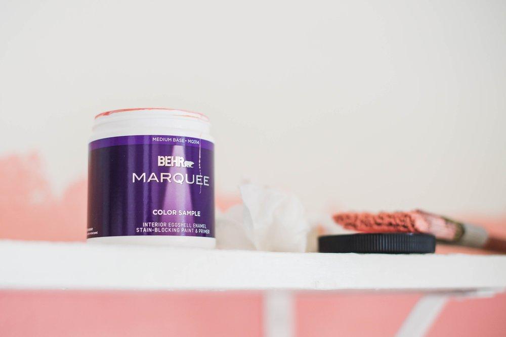 Behr Paint | Sweet Tart