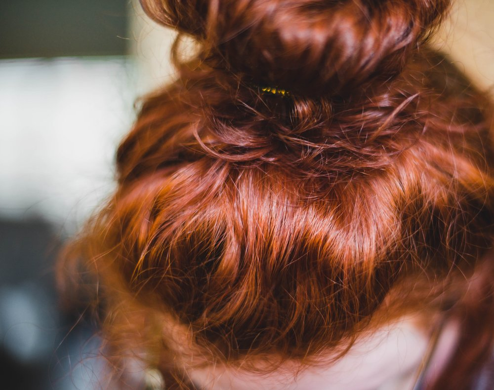 LUSH Henna Hair | Caca Rouge
