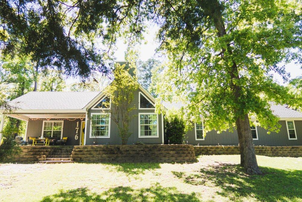 Lake Hawkins Home for Sale