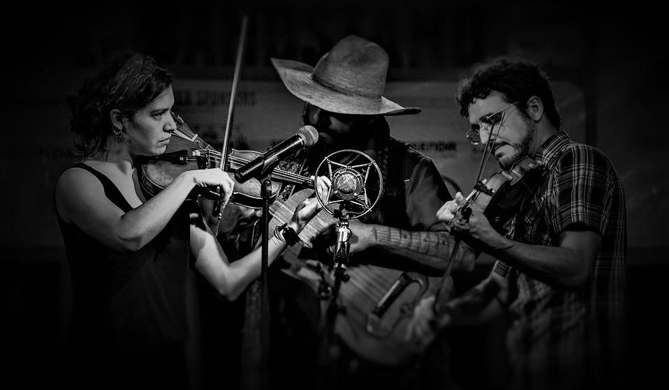 Lone Piñon Trio