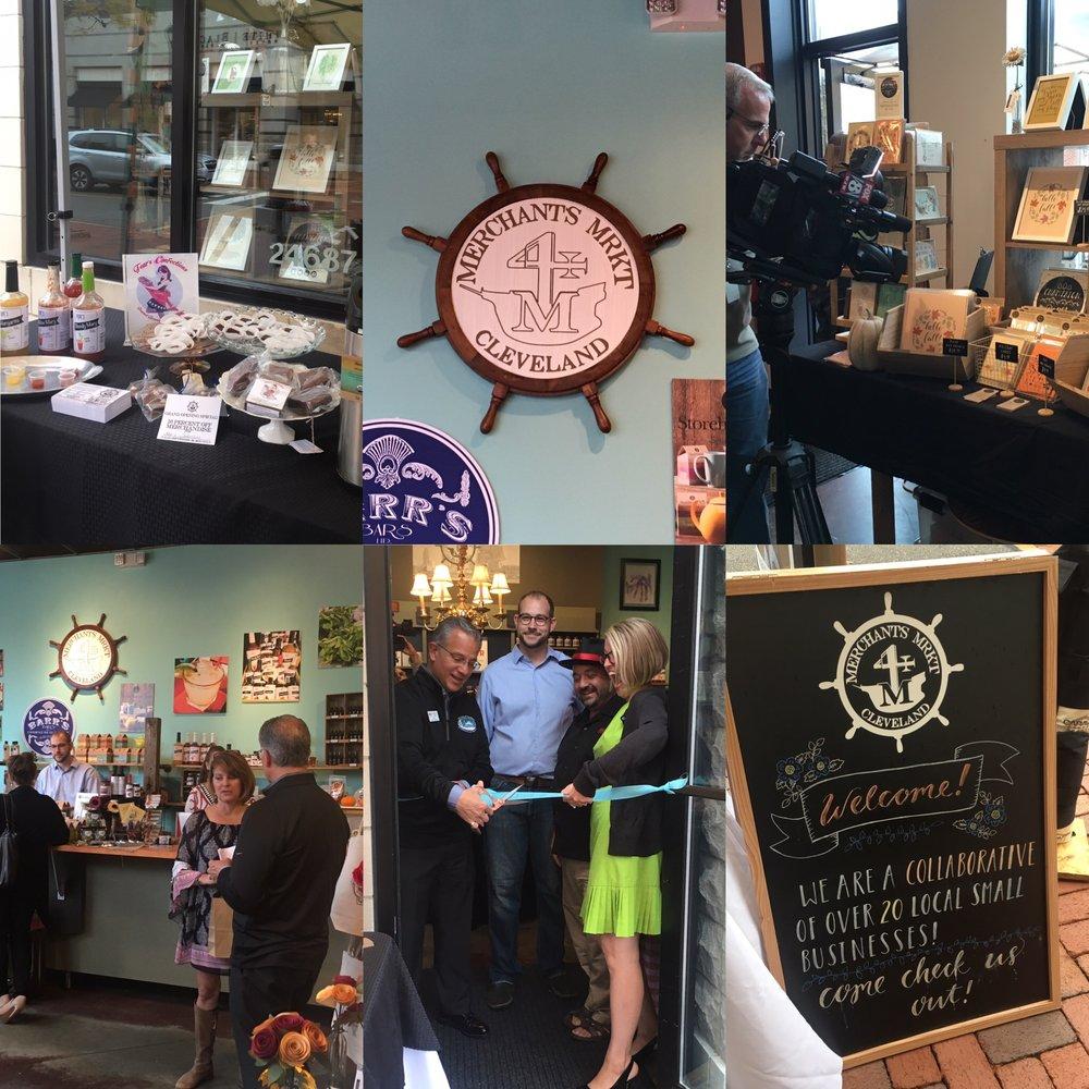 Merchant's Mrkt Grand Opening