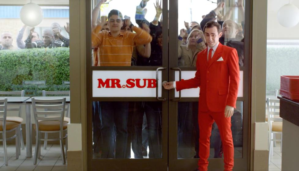 "Mr. Sub ""Pounding"""