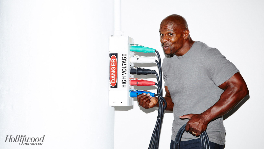 Terry Crews - Andrew Hetherington