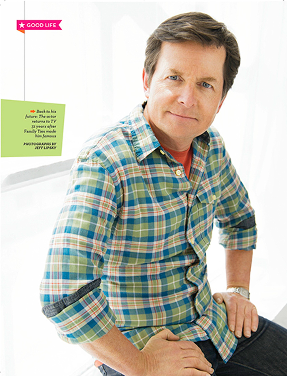 Michael J. Fox - Jeff Lipsky