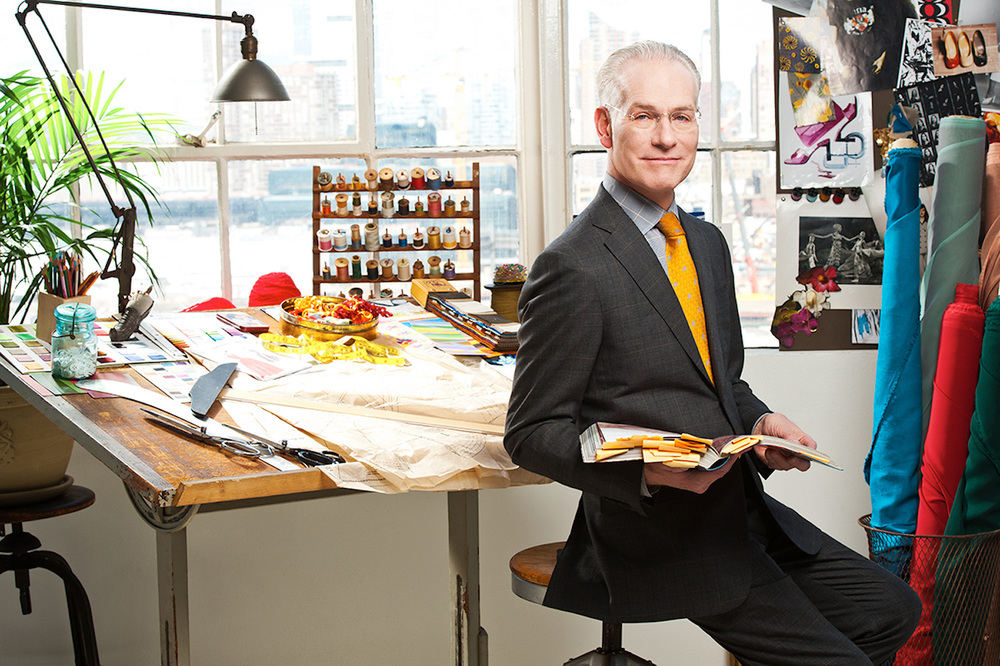Tim Gunn - Scott McDermott