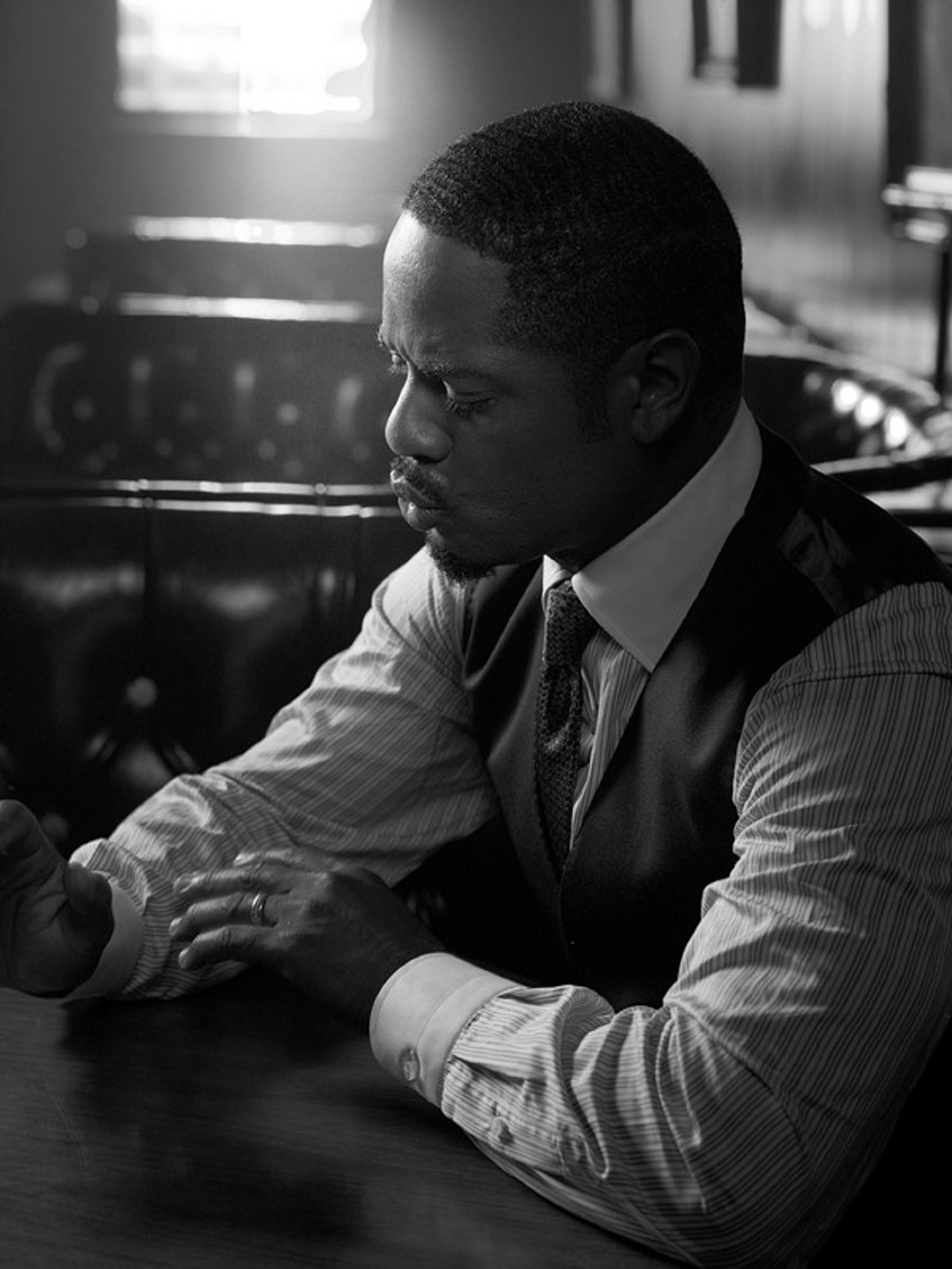 Blair Underwood - Robert Ascroft