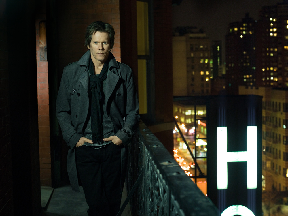 Kevin Bacon - Jim Wright