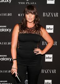 Candice Huffine | Harper's Bazaar Icon's Gala.jpg