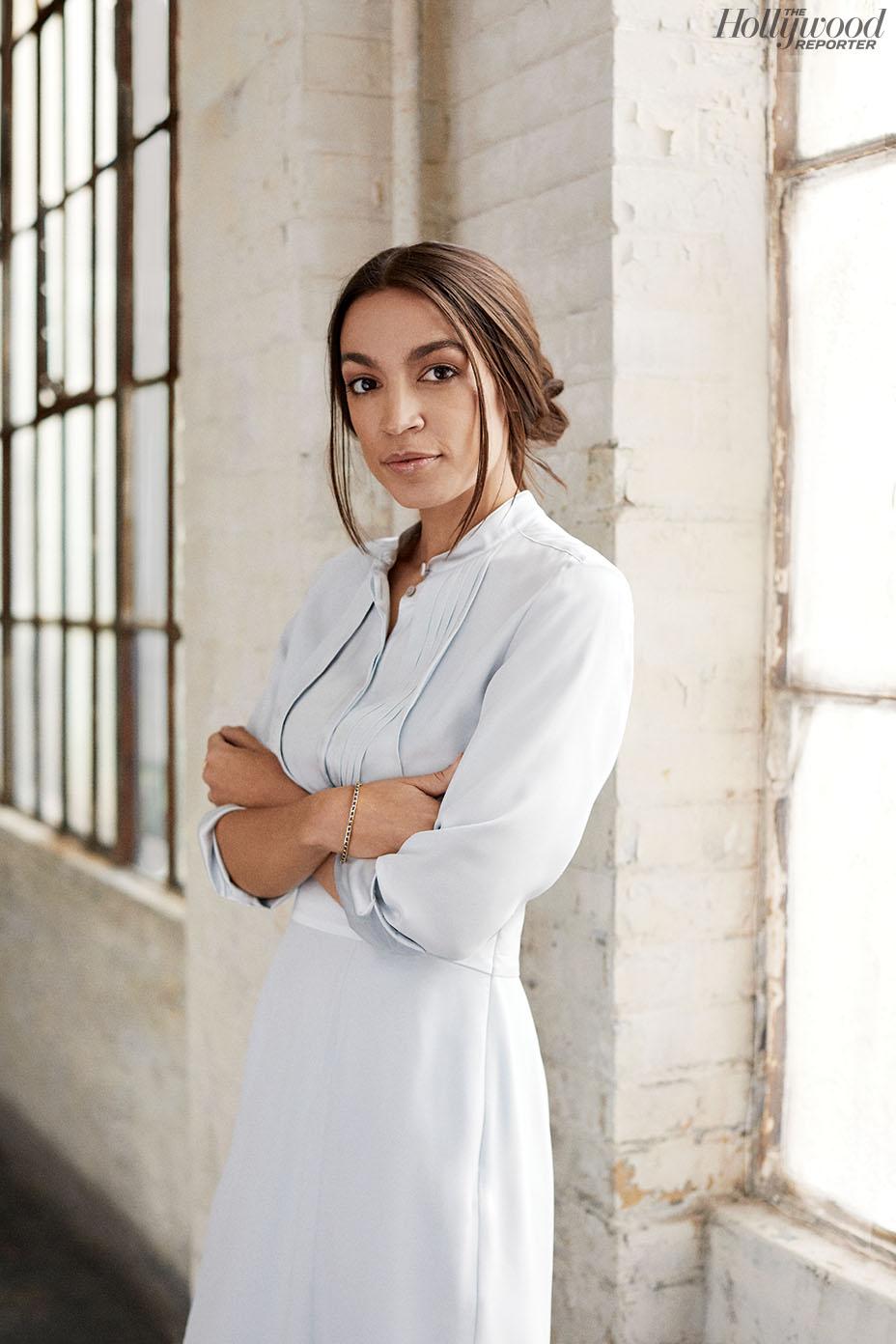 Alexandria Ocasio-Cortez - Tawni Bannister