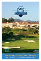 Golf Classic Brochure