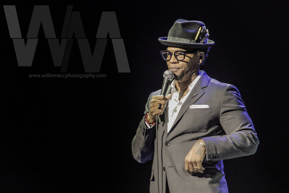 DL Hughley - Phat Tuesdays at Kodiak Theater