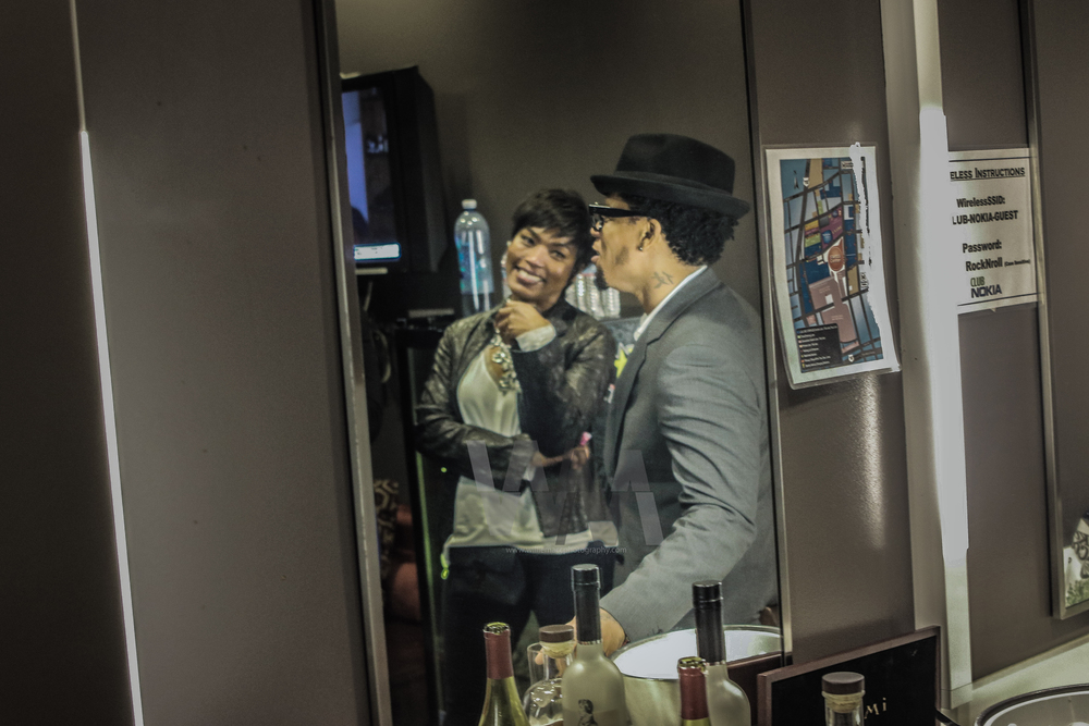 Angela Basset DL Hughley - Phat Tuesdays at Kodiak Theater