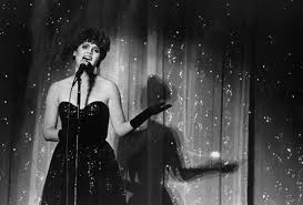 The Lovely Linda, singing a standard from the Great American Songbook, 1985