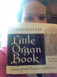 Eine Kleine Orgelbuch