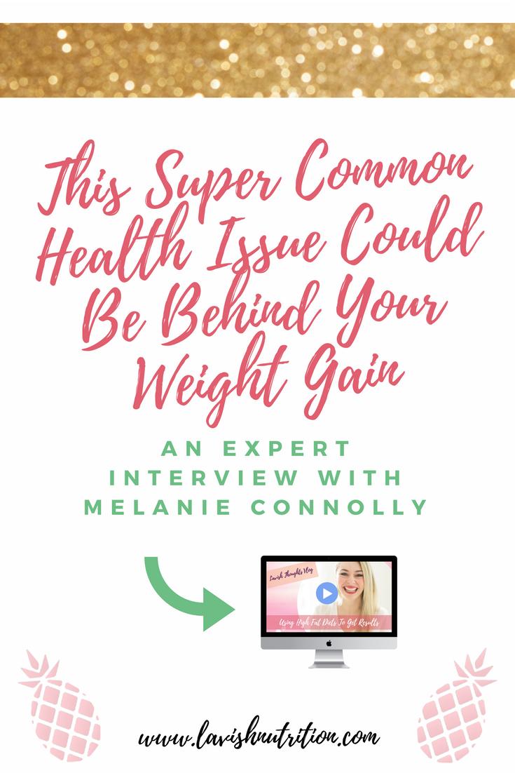 Autoimmunity and fat loss