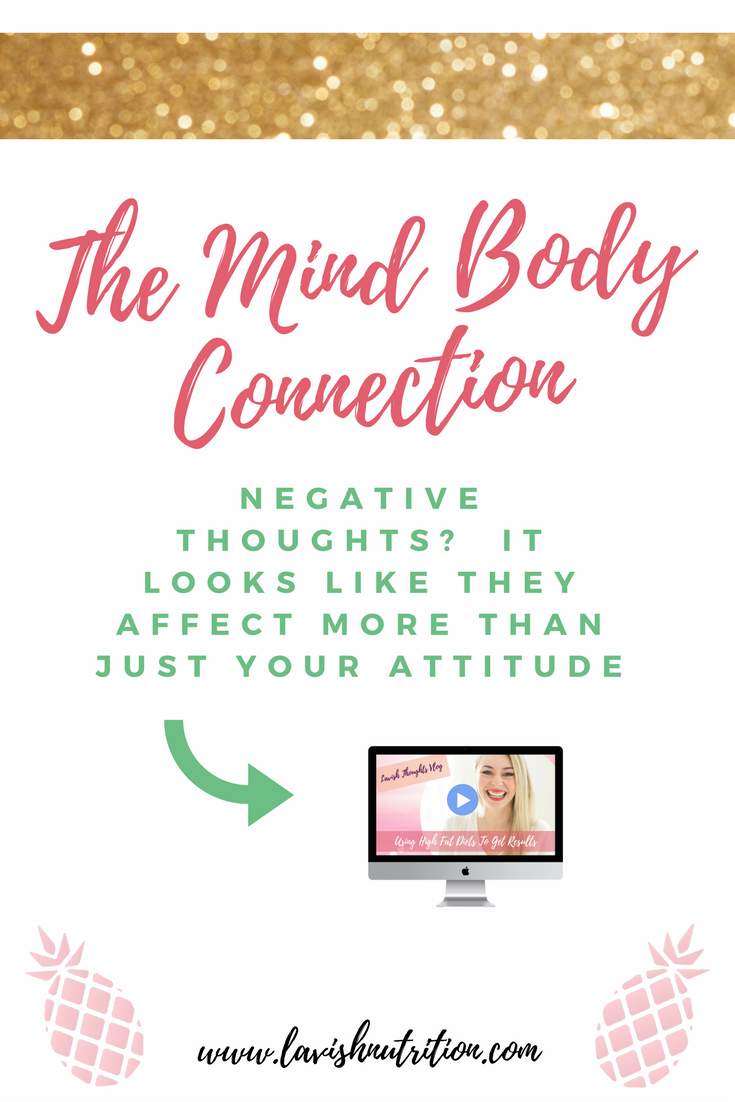 mind body connection and weight loss