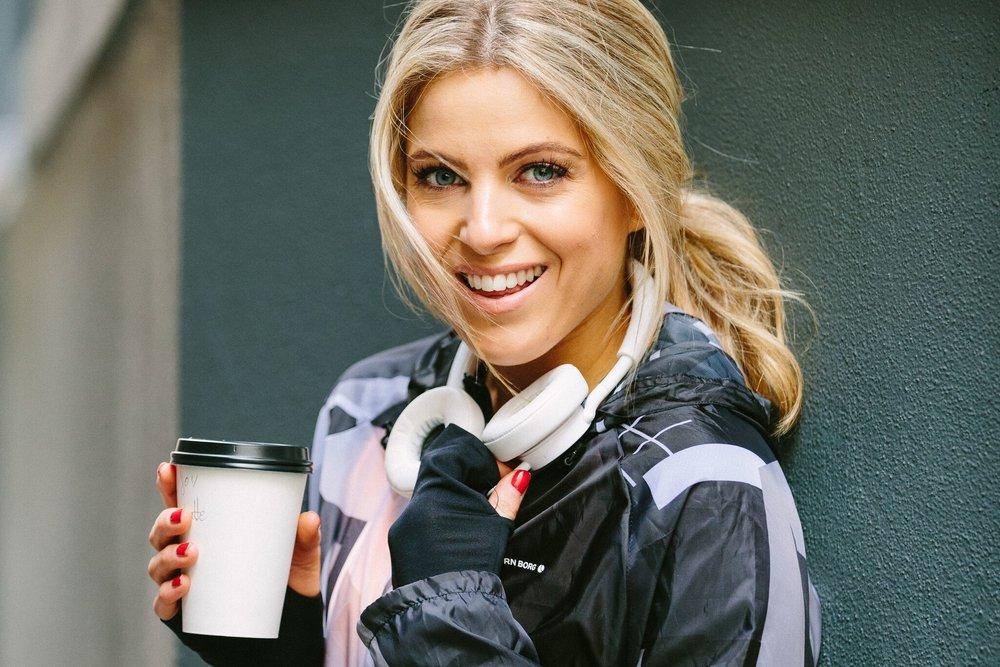 Olivia Cox - Sports Personality & Radio Presenter