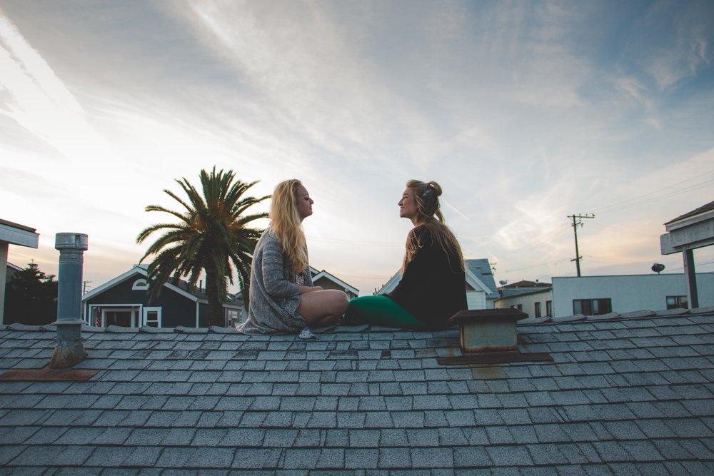 Newport rooftop