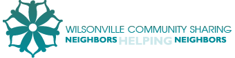 Wilsonville Community Sharing Purpose: Oregon Food Bank, Utilities Assistance, Prescription Assistance, Housing Assistance wilsonvillecommunitysharing.org 28925 SW Boberg Rd.Wilsonville, OR 97070 (503) 682-6939 lani@wilsonvillecommunitysharing.org- Referral Specialist leigh@wilsonvillecommunitysharing.org- Volunteer Coordinator