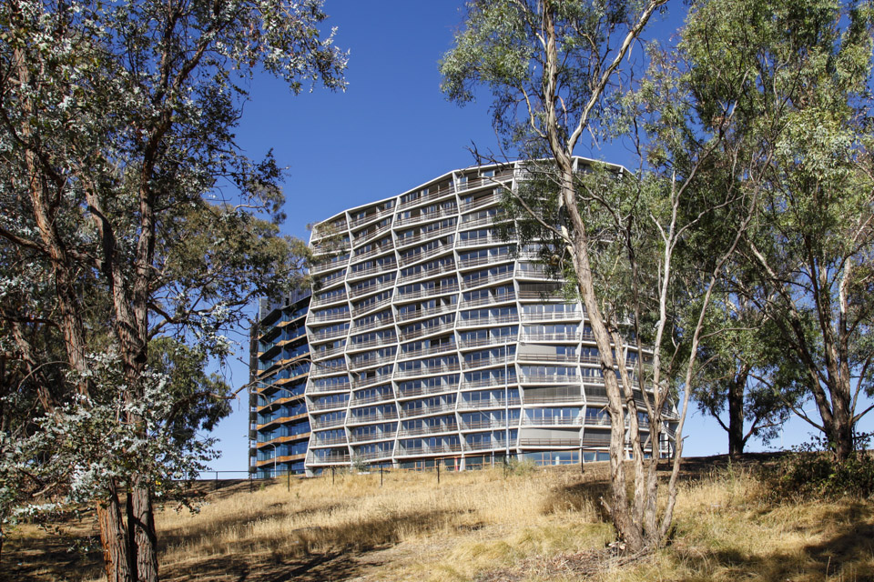 Nishi Building, Canberra, by March Studios