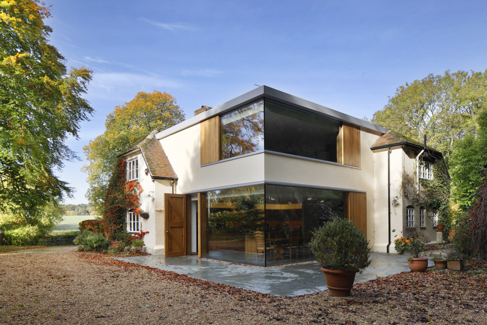 House Extension for Stephen Marshall Architects on Archdaily