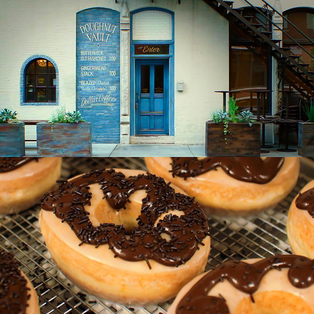 <strong>Doughnut Vault<br></strong>Hogsalt Hospitality