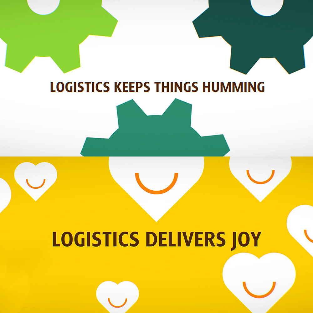We ❤️ Logistics | UPS | Ogilvy & Mather