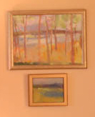 Paintings by John Lo Presti