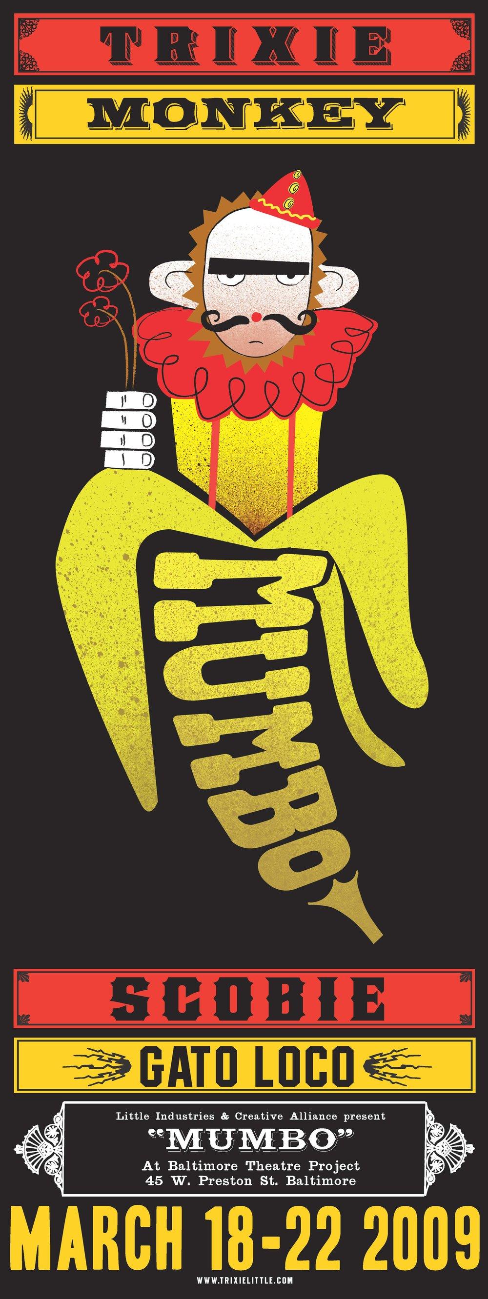 MUMBO Poster