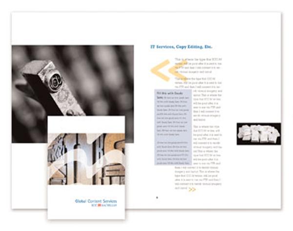 Macmillan - Publications Design