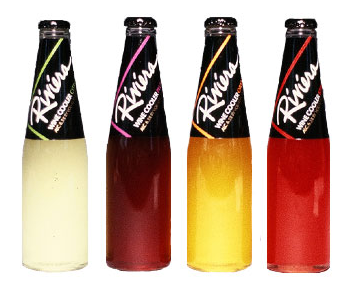 Riviera Wine Coolers - Package Design