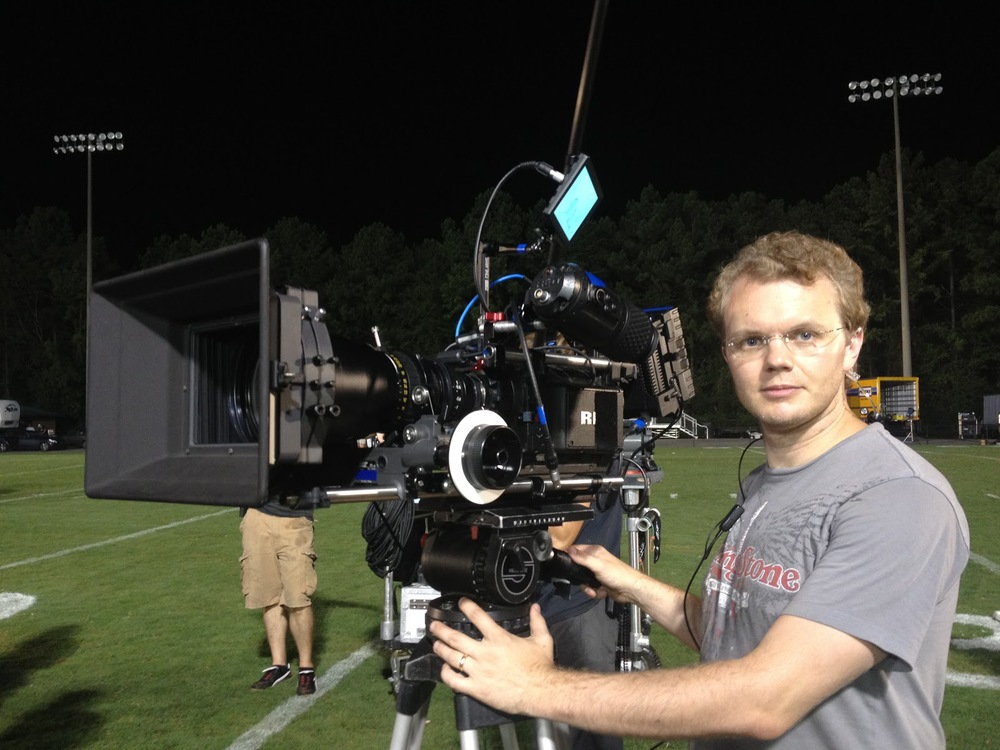 Joe Walker (Director of Photography)