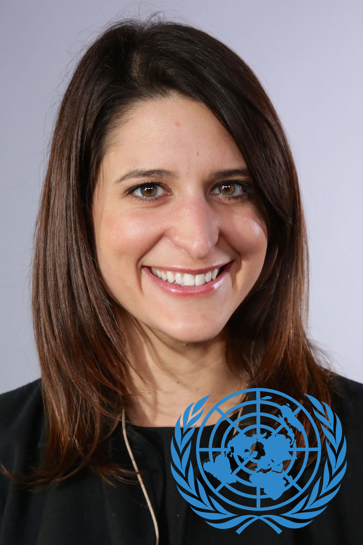 Vanessa Slavich - contract Design Researcher with the UN