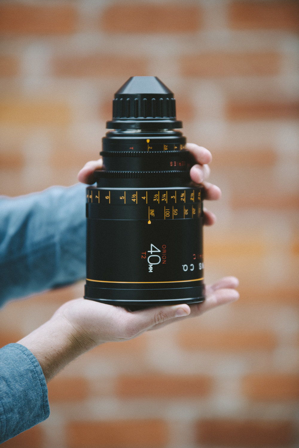 Atlas Orion 2x Anamorphic -
