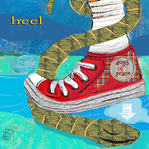Dogs of Peace - Heel