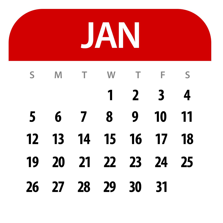 jan-calendar