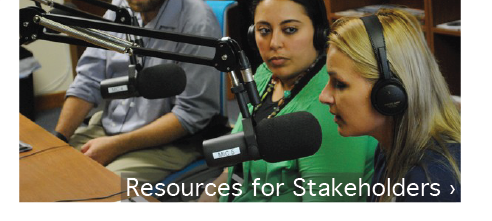 Resources for Stakeholders