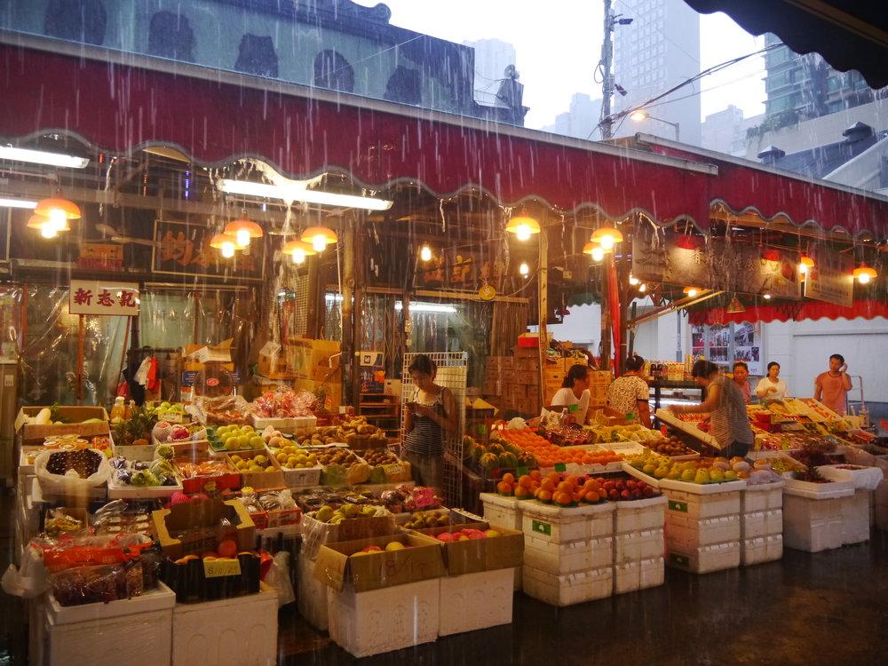 HK Rain